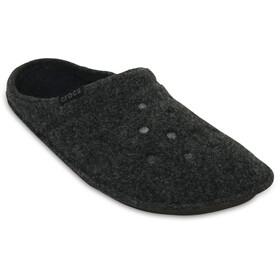 Crocs Classic Kapcie, black/black